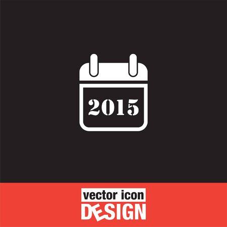 calendar icon: calendar vector icon