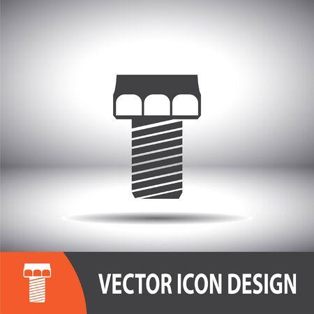 screw: screw vector icon