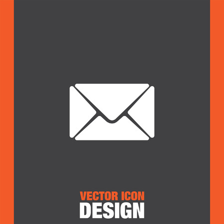 mail icon: mail vector icon