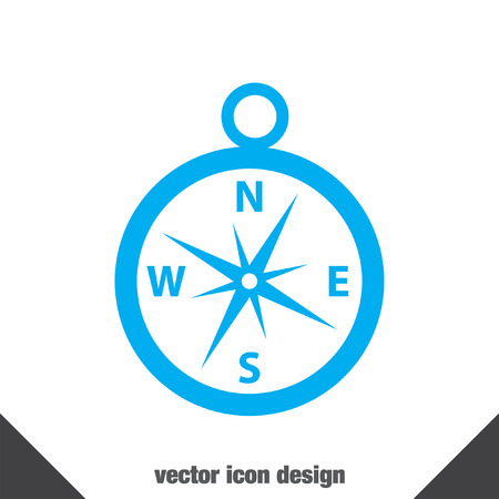 compass: compass vector icon