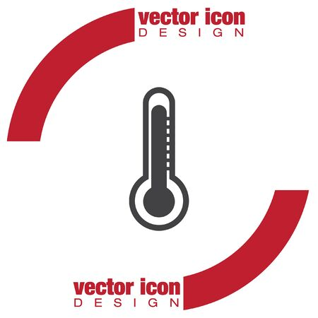 celsius: thermometer vector icon