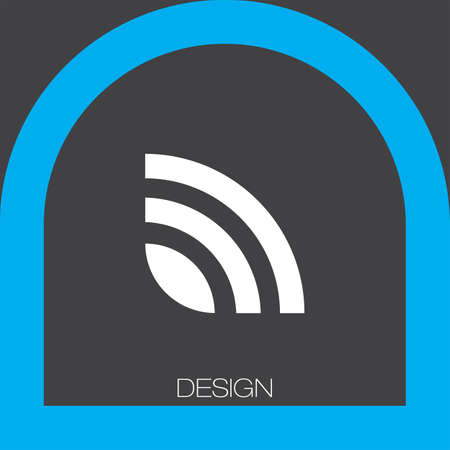 publishes: rss news feed icon