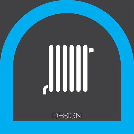 radiator: icono del radiador