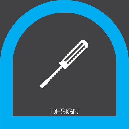 screwdriver: screwdriver icon
