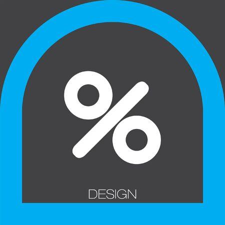 percent sign: percent sign icon
