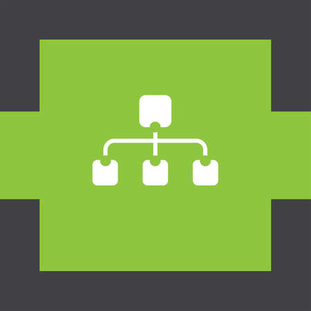site: site map vector icon