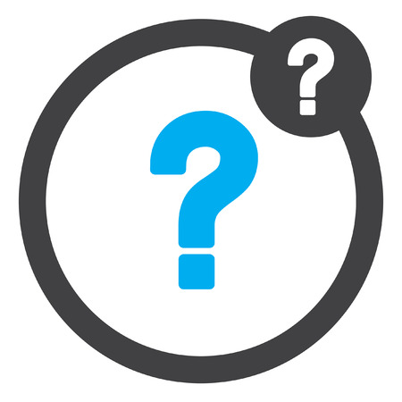 question mark: question mark vector icon