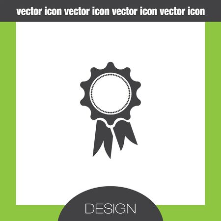 ribbon: award ribbon icon