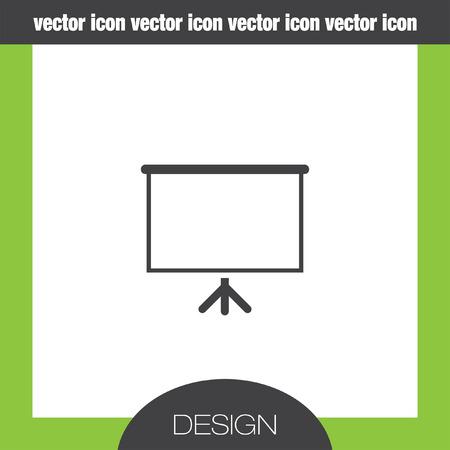 board: presentation board icon