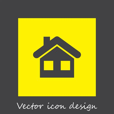 home icon: home vector icon