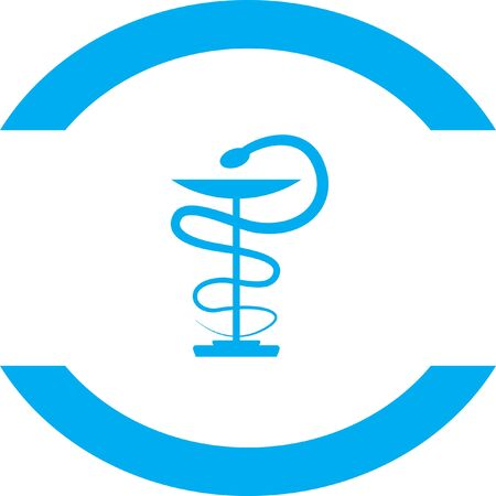 pharmacy snake symbol: