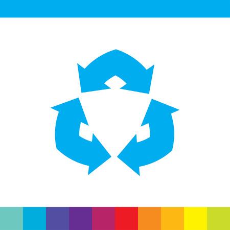 arrow icon: double arrow sign vector icon