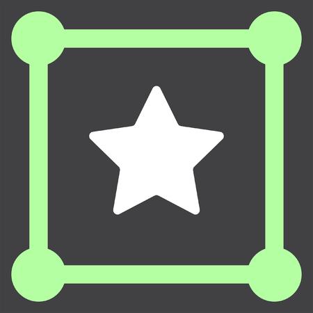 hvězda: star vector icon