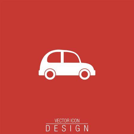 logo: car vector icon logo Çizim