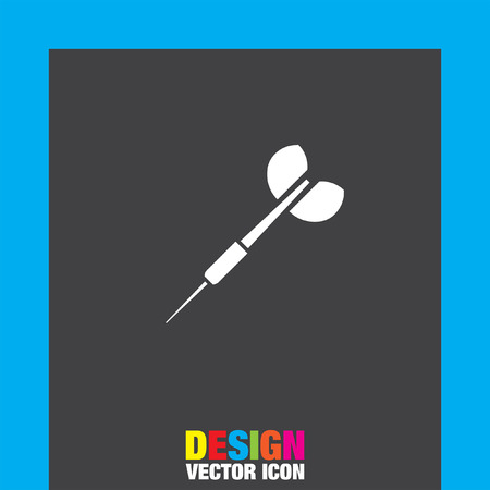 dart: dart vector icon