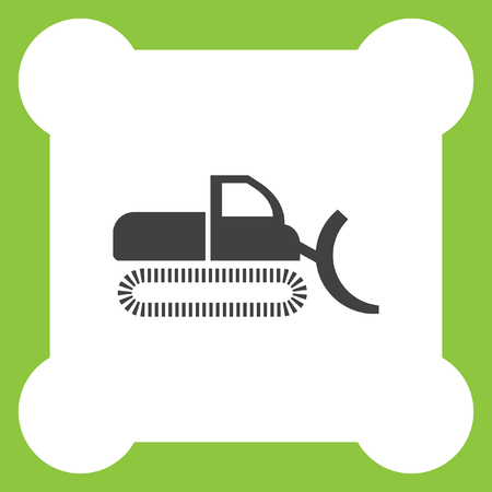 dredge: dredge vector icon