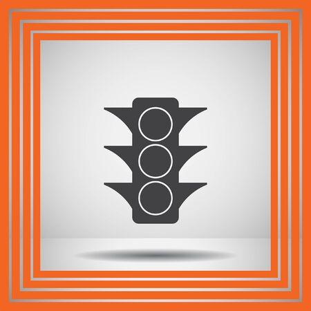 semaphore: semaphore vector icon