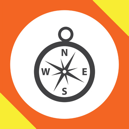 compass: compass vector icon