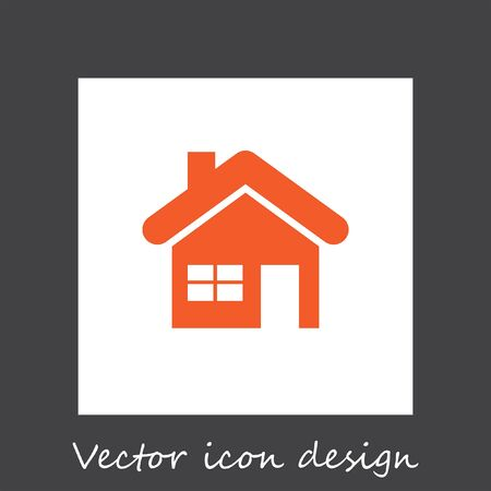 home icon: home house vector icon