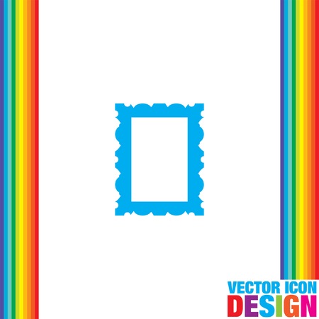 the frame: picture frame icon