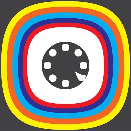 rotary: Rotary Phone Dial
