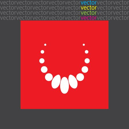 peal: necklace icon