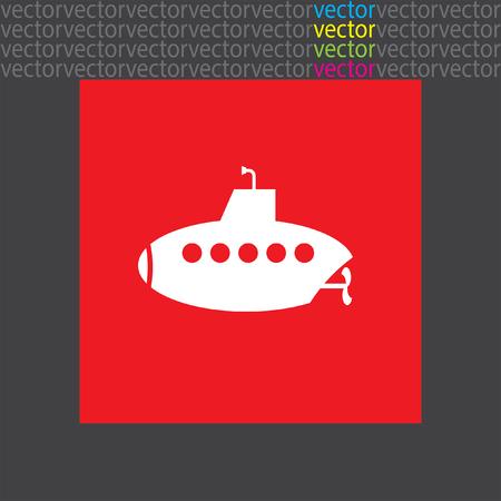 sonar: Icona sottomarino