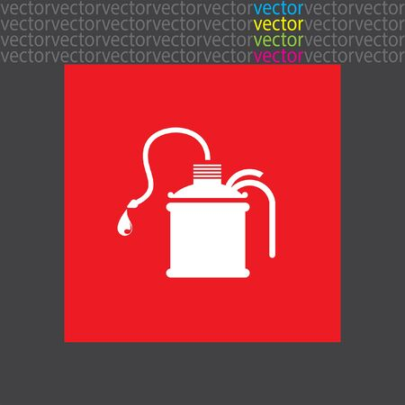 oil can: oil can icon
