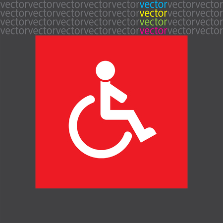 accessible: wheelchair icon