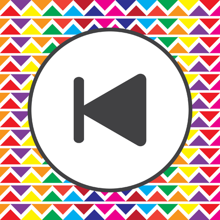 backward: fast backward next track button icon