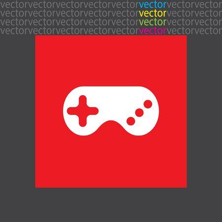 controller: game controller gamepad icon Illustration