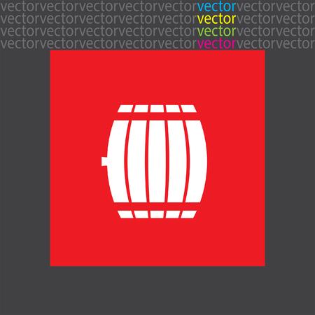 barrel: barrel icon Illustration