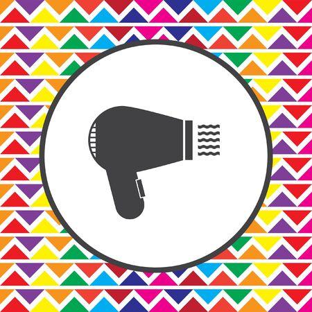 hairdryer: hairdryer icon