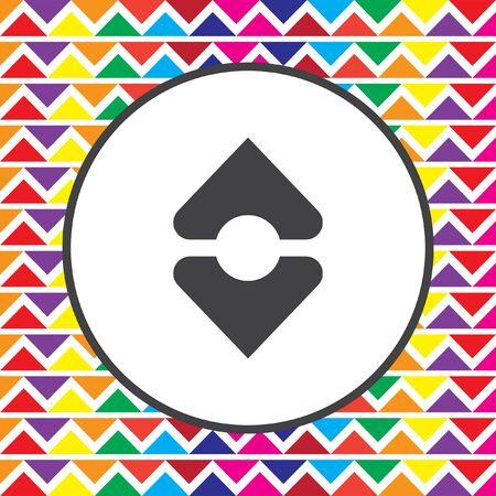 sort: sort icon Illustration