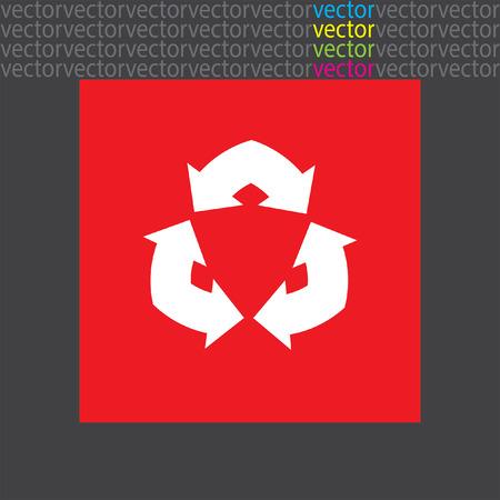 fl�che double: double arrow sign icon
