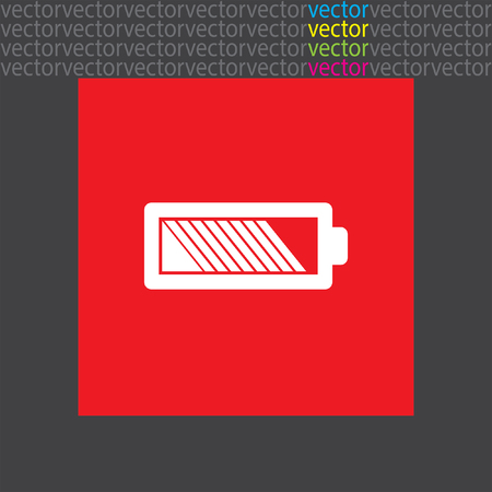 battery icon: battery icon