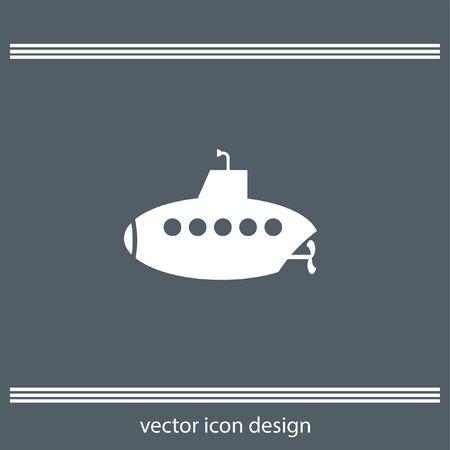 sonar: submarine icon