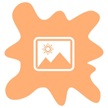 add: picture photo vector icon