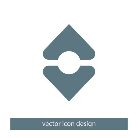 to sort: sort vector icon