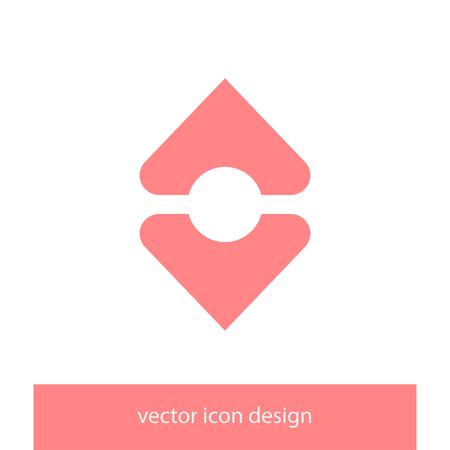 filing: sort vector icon
