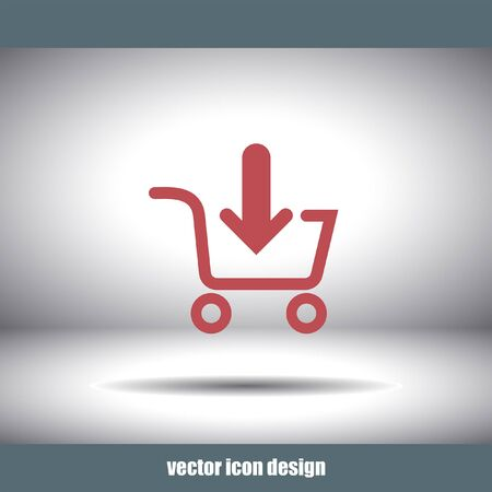 add to cart: add to shopping cart vector icon