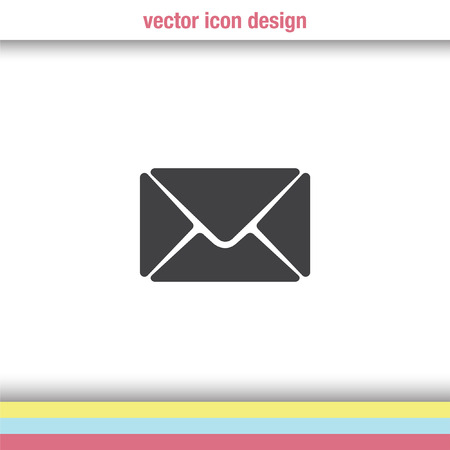 mail: mail vector icon