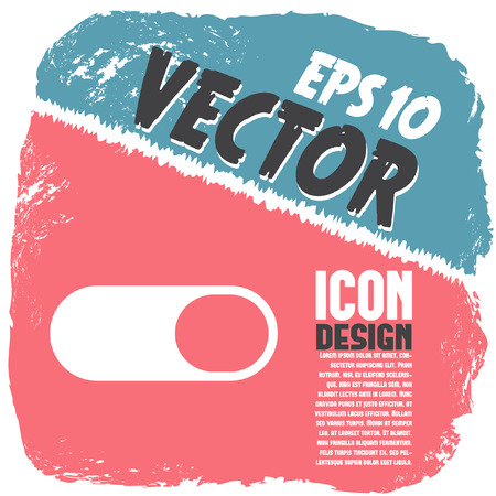 toggle: toggle on off vector icon