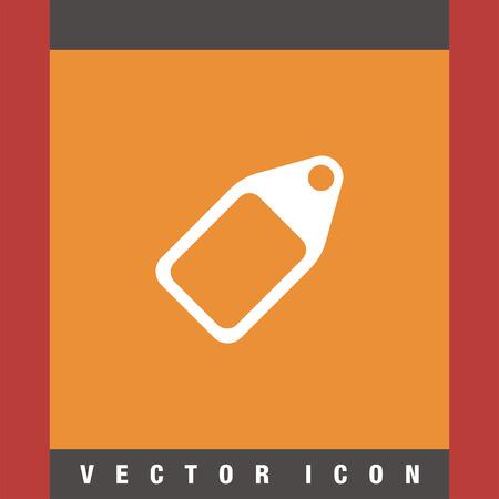 tag: tag vector icon