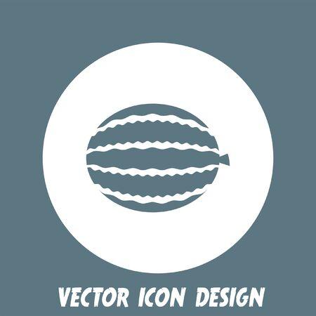 the icon: watermelon icon