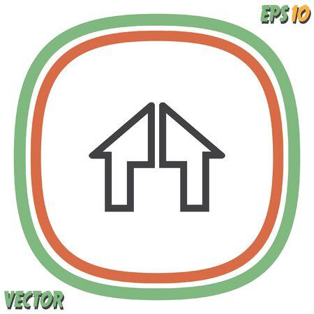 home icon: Home icon vector
