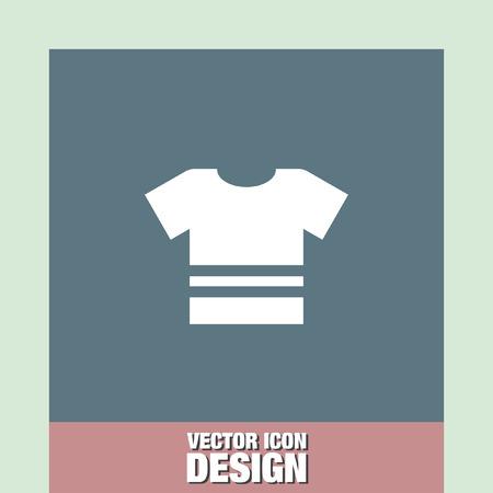 t shirt: t shirt vector icon