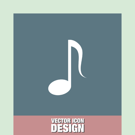 music: music note vector icon