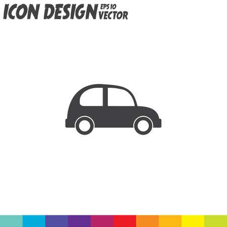 car: car vector icon logo Illustration