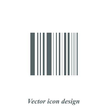 code bar: bar code vector icon